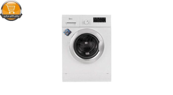 لباسشویی اتوماتیک WU-20603 W-6KG سفید درب کروم | پخش کالای مرکزی