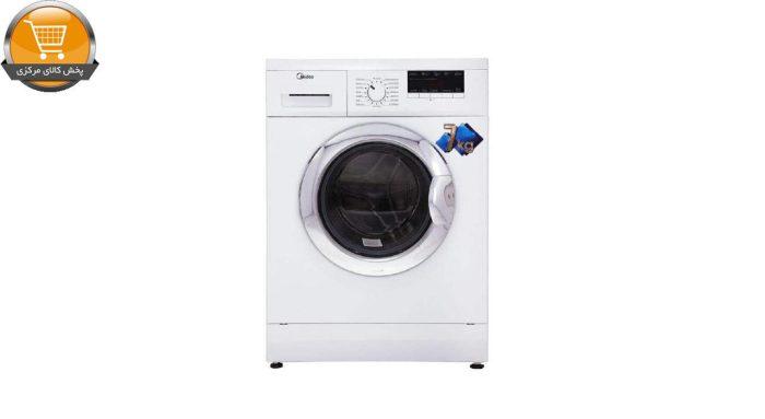 لباسشویی اتوماتیک WU-24703 W-7KG سفید درب کروم | پخش کالای مرکزی