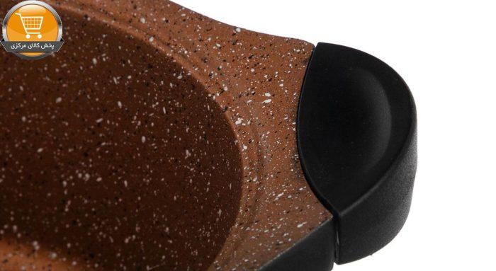سرویس پخت و پز 4 پارچه عروس مدل موج کد 012 | پخش کالای مرکزی