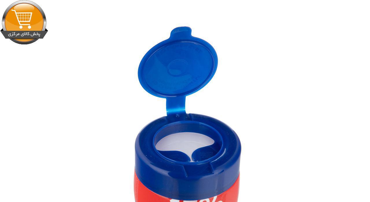 دستمال مرطوب کودک دافی مدل Sensitive بسته 60 عددی | پخش کالای مرکزی