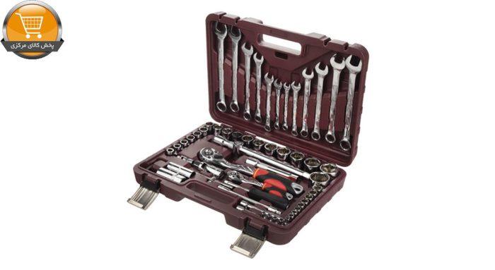 مجموعه 61 عددی ابزار اسرانوی مدل A1-DX061 | پخش کالای مرکزی