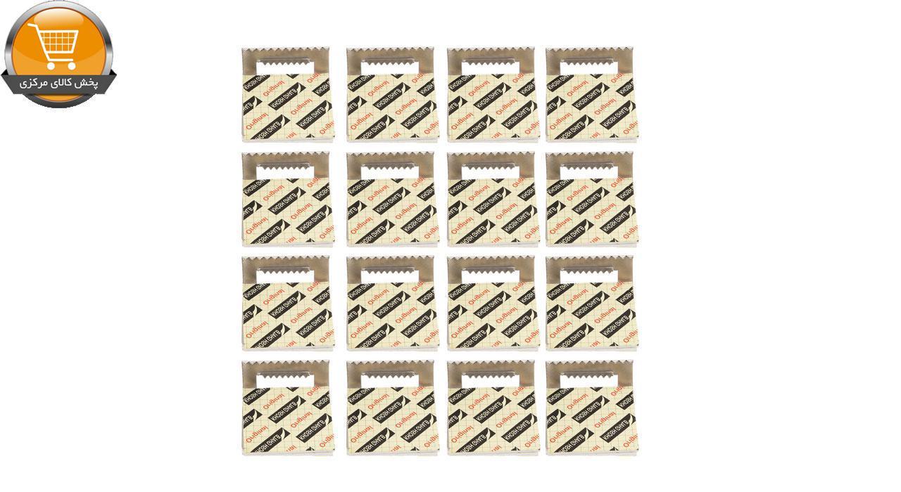 بست فرش و موکت پله کد 003 بسته 20 عددی | پخش کالای مرکزی