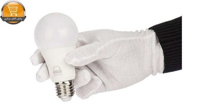بسته 5 عددی لامپ ال ای دی 10 وات بروکس مدل 5322-A60 پایه E27 | پخش کالای مرکزی
