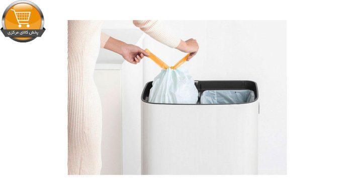 کیسه زباله کوآلا طرح بند دار کد S2 بسته 25 عددی | پخش کالاي مرکزي