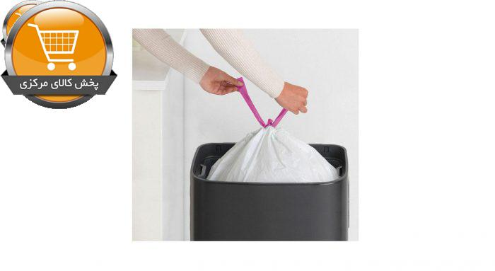 کیسه زباله کوآلا طرح بند دار کد M2 بسته 20 عددی | پخش کالاي مرکزي