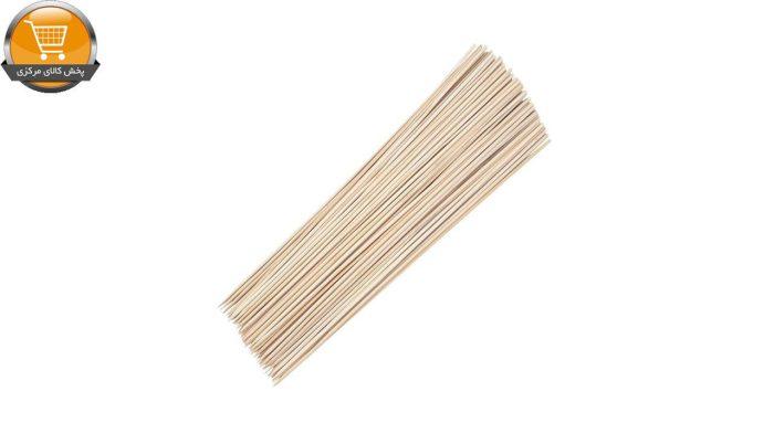 سیخ چوبی کد 443 بسته 80 عددی | پخش کالای مرکزی