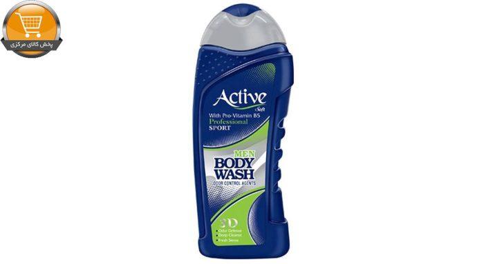 شامپو بدن مردانه اکتیو سری Sport مدل Blue مقدار 400 گرم | پخش کالاي مرکزي