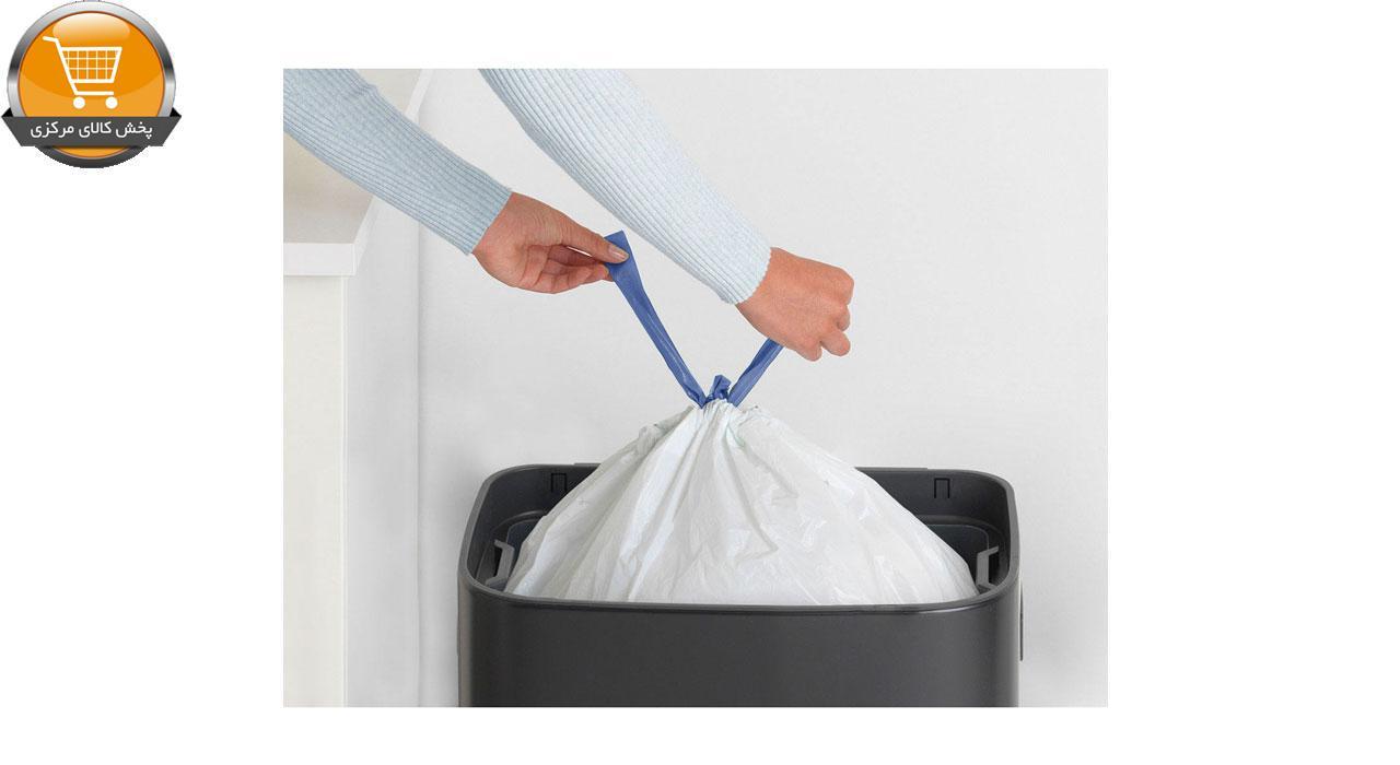 کیسه زباله کوآلا طرح بند دار کد L1 بسته 15 عددی | پخش کالاي مرکزي