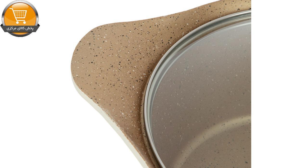 سرویس پخت و پز 6 پارچه عروس مدل Mr21 | پخش کالاي مرکزي