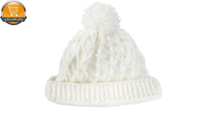 کلاه بافتنی دخترانه مدل 5282 | پخش کالاي مرکزي