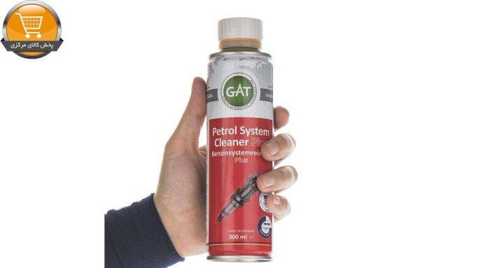 تمیزکننده سیستم سوخت گات مدل Petrol System Cleaner-62018 300 میلی لیتر   پخش کالاي مرکزي