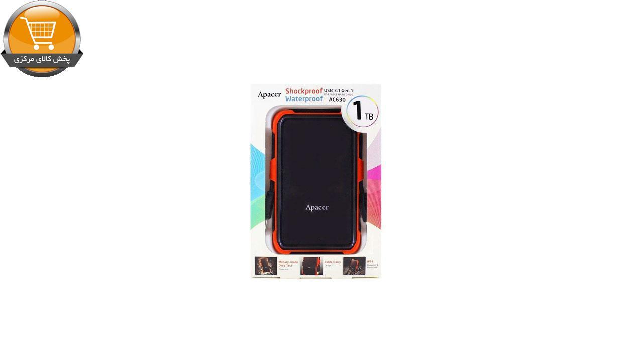 هارد اکسترنال اپیسر مدل AC630 ظرفیت 1 ترابایت | پخش کالای مرکزی