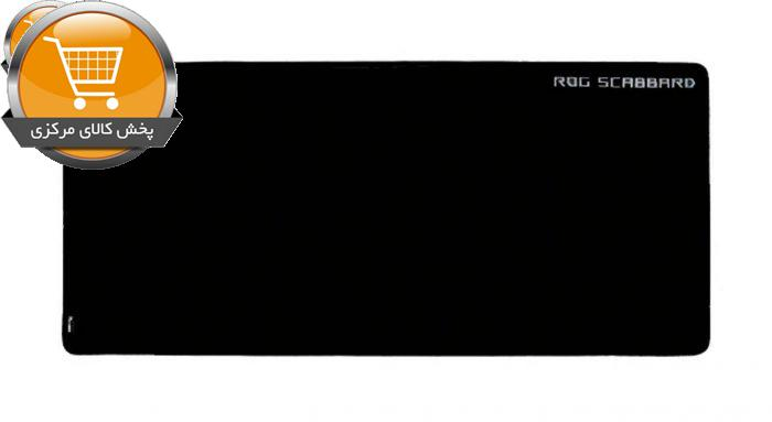 ماوس پد ایسوس مدل ROG SCABBARD | پخش کالای مرکزی