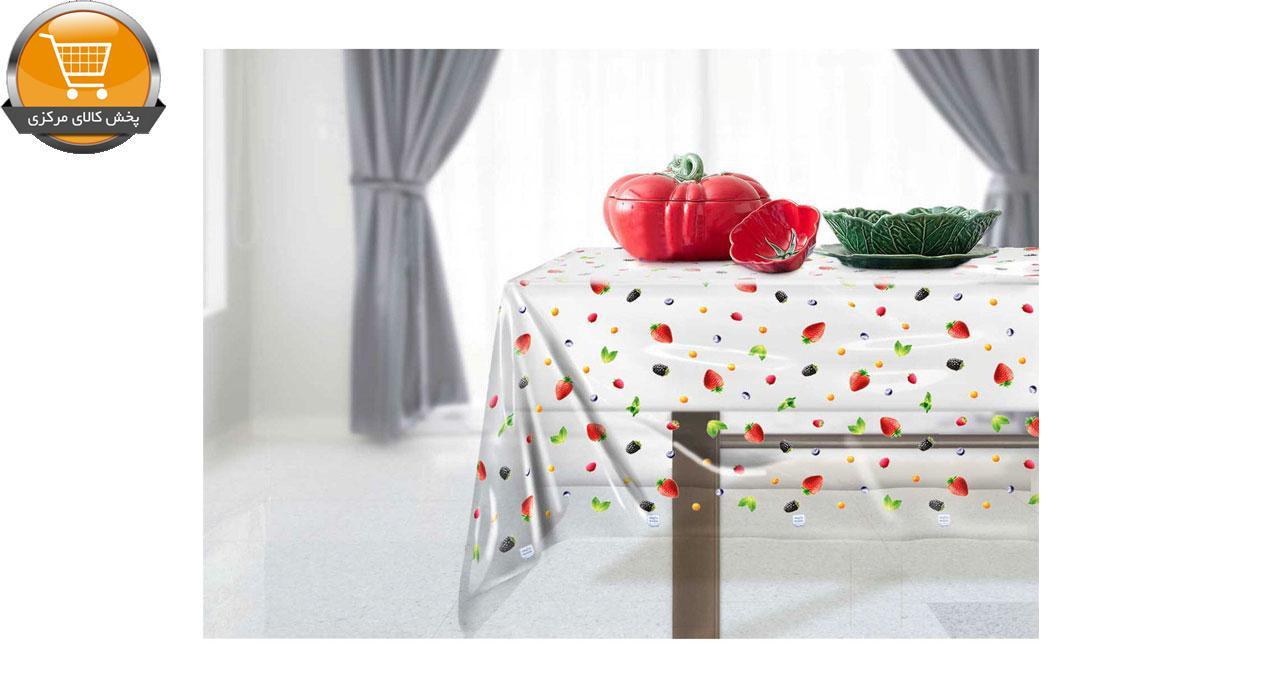 سفره یکبار مصرف کوالا مدل Fruits رول 10 متری | پخش کالای مرکزی