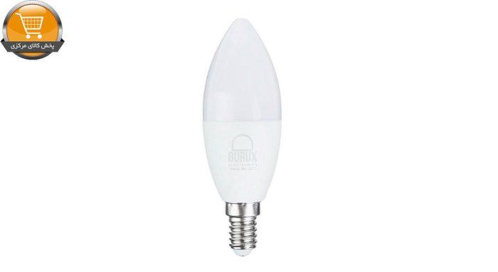 لامپ ال ای دی 7 وات بروکس مدل C37-1740 پایه E14 | پخش کالای مرکزی