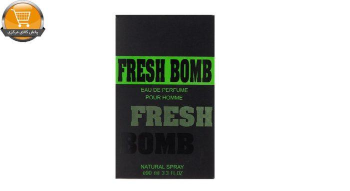 ادوپرفیوم مردانه بالت مدل Fresh Bomb حجم 90 میلی لیتر   پخش کالای مرکزی