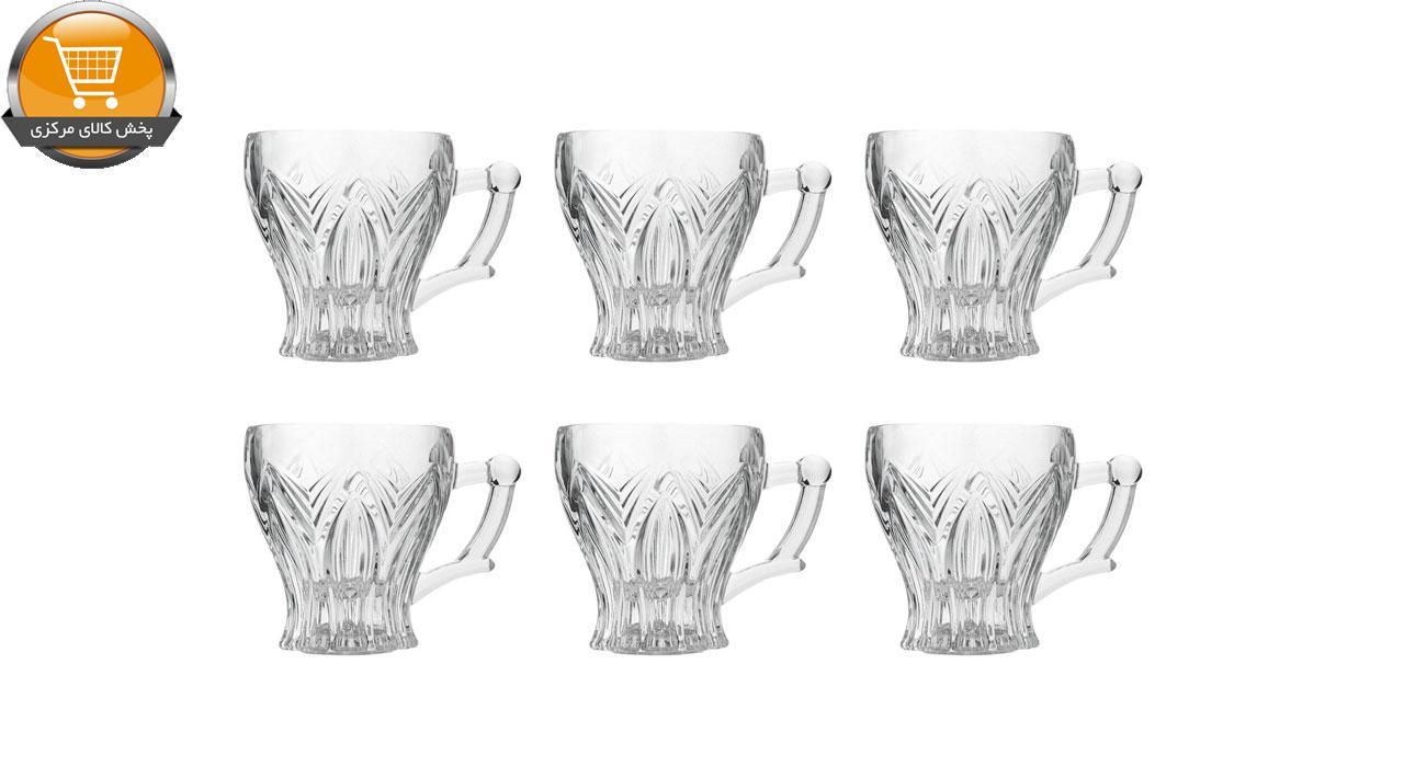 سرویس چای خوری 14 پارچه ساکورا مدل ویلا کد 572102W   پخش کالای مرکزی