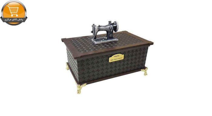 جعبه لوازم خیاطی هایلو مدل H-007 | پخش کالای مرکزی