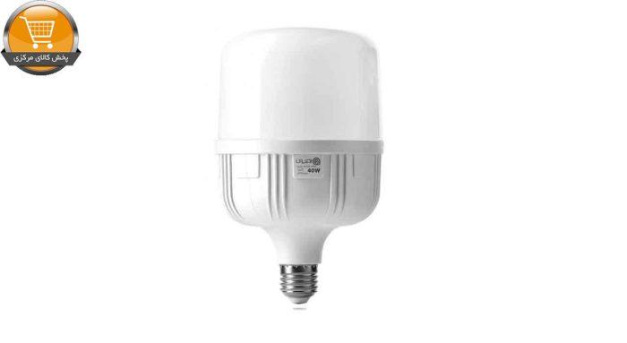لامپ 40وات امیران مدل استوانه پایه e27   پخش کالای مرکزی
