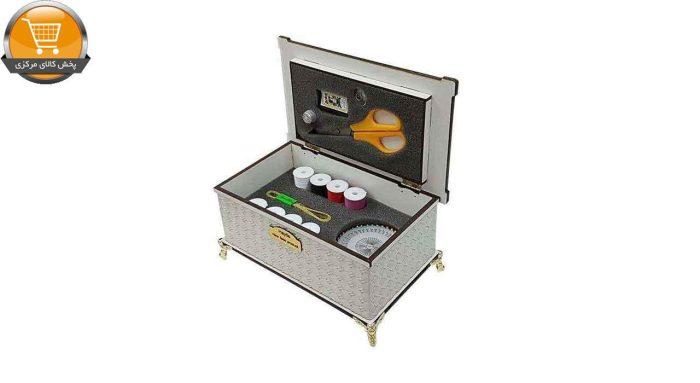 جعبه لوازم خیاطی هایلو مدل H-007   پخش کالای مرکزی