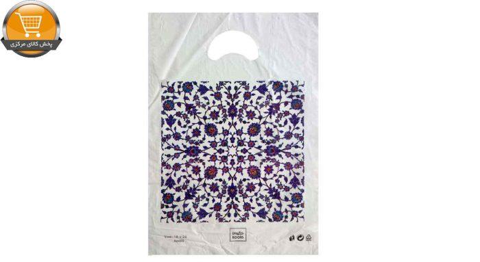 کیسه خرید کوالا مدل 002 بسته 100 عددی | پخش کالای مرکزی