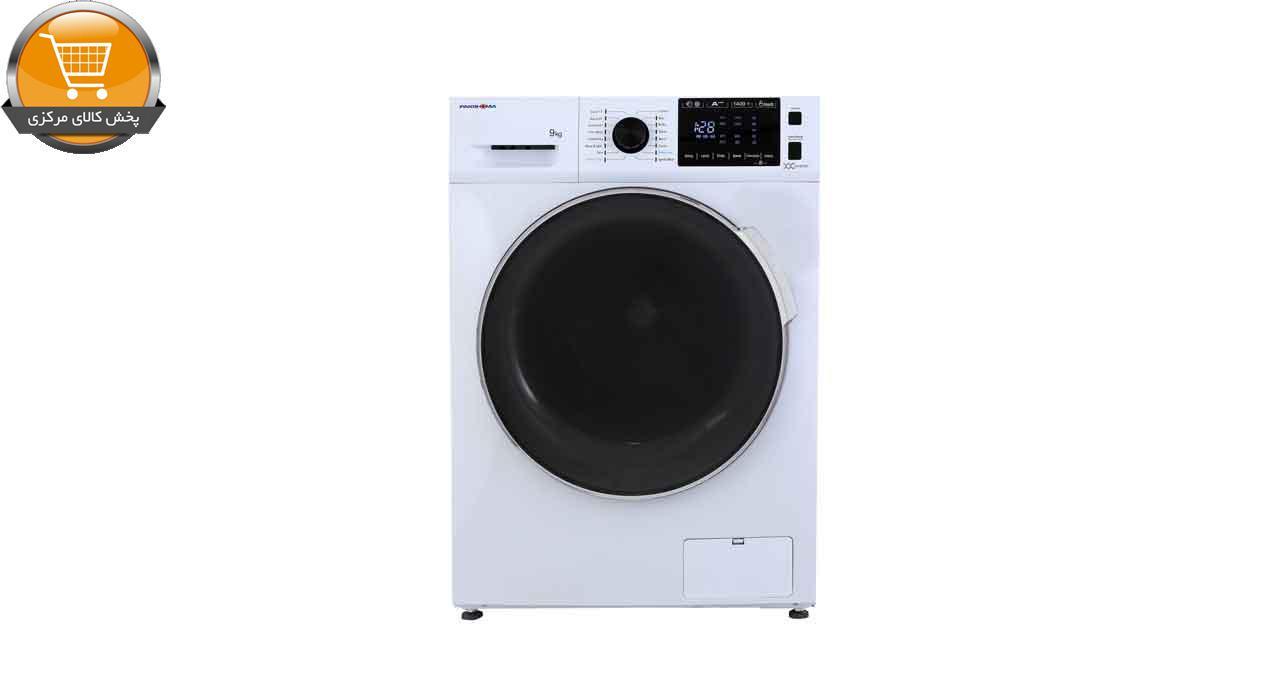 ماشین لباسشویی پاکشوما مدل TFI 94401 ظرفیت 9 کیلوگرم | پخش کالای مرکزی