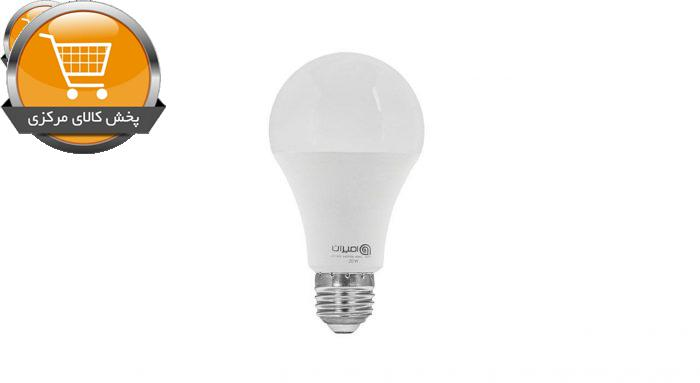 لامپ ال ای دی 20 وات امیران کد 605 پایه E27   پخش کالای مرکزی