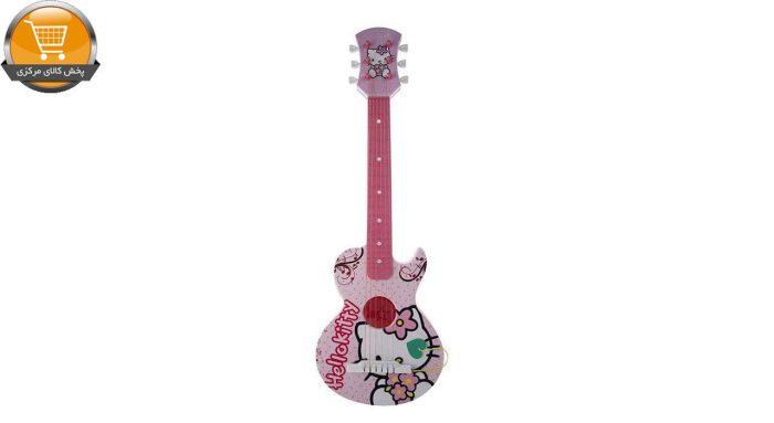 بازی آموزشی طرح گیتار هلو کیتی | پخش کالای مرکزی