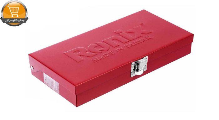 مجموعه 17 عددی آچار و سری بکس رونیکس مدل RH-2617   پخش کالای مرکزی
