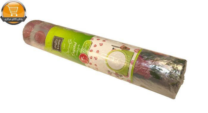 سفره یکبار مصرف کوالا مدل گلبرگ رول 25 متری | پخش کالای مرکزی