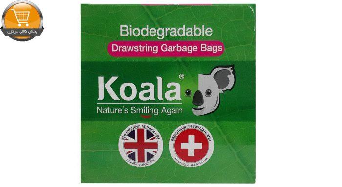کیسه زباله کوالا مدل Bio بسته 20 عددی | پخش کالای مرکزی