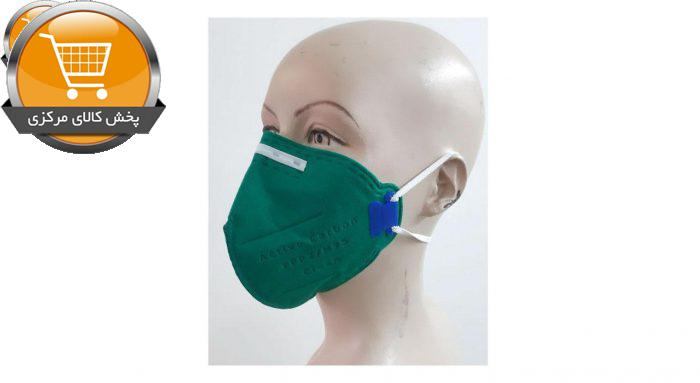 ماسک تنفسی 6 لایه N95 سوپاپ فیلتر دار 3 عددی | پخش کالای مرکزی