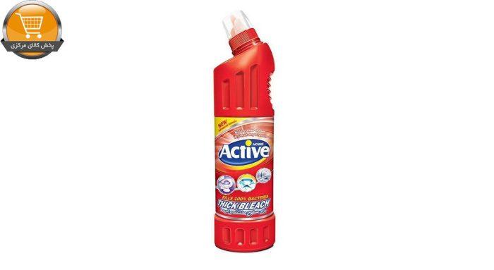 مایع سفید کننده غلیظ سطوح اکتیو مدل Red مقدار 750 گرم | پخش کالای مرکزی