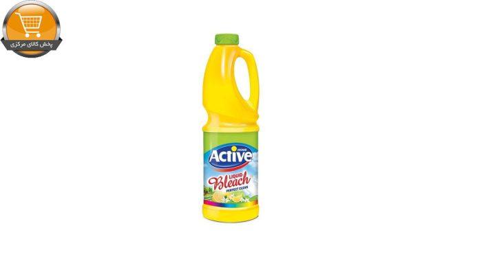 سفیدکننده سطوح اکتیو با رایحه لیمو - 1 کیلوگرم | پخش کالای مرکزی