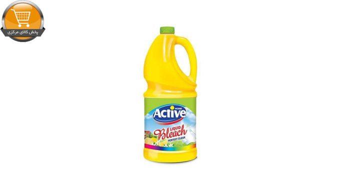 سفیدکننده سطوح اکتیو با رایحه لیمو حجم 4000 گرم | پخش کالای مرکزی