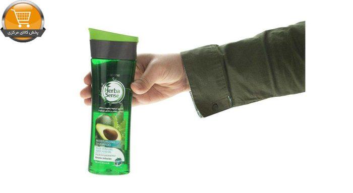 شامپو کراتینه رطوبت رسان آردن سری هرباسنس حجم 300 میلی لیتر | پخش کالای مرکزی