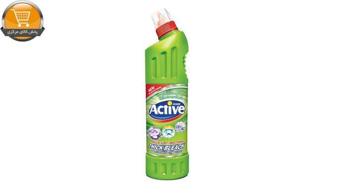 مایع سفید کننده غلیظ سطوح اکتیو مدل Green مقدار 750 گرم | پخش کالای مرکزی