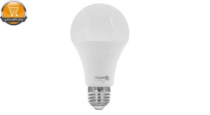 لامپ ال ای دی 9 وات امیران کد 609 پایه E27 | پخش کالای مرکزی