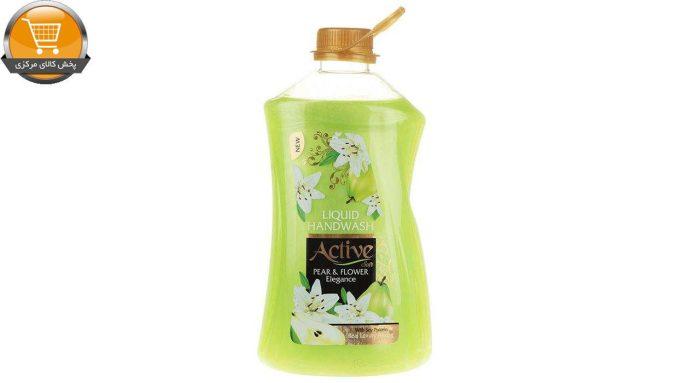مایع دستشویی اکتیو مدل Pear & Flower مقدار 2500 گرم | پخش کالای مرکزی