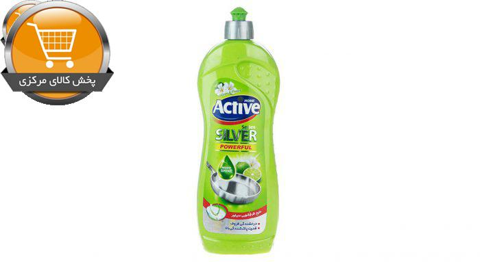 مایع ظرفشویی اکتیو مدل Lime and Flower مقدار 750 گرم | پخش کالای مرکزی
