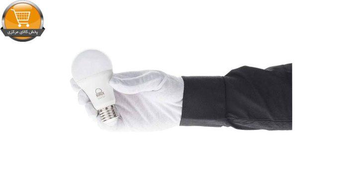 لامپ ال ای دی 12 وات بروکس مدل A60-PAIC بسته 3 عددی   پخش کالای مرکزی