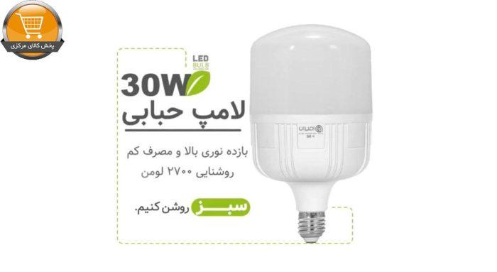 لامپ 30 وات امیران مدل بالب پایه e27 بسته 2 عددی   پخش کالای مرکزی