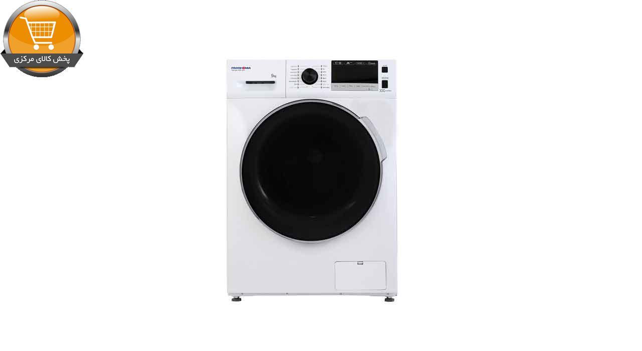 ماشین لباسشویی پاکشوما مدل TFI 94402 ظرفیت 9 کیلوگرم | پخش کالای مرکزی