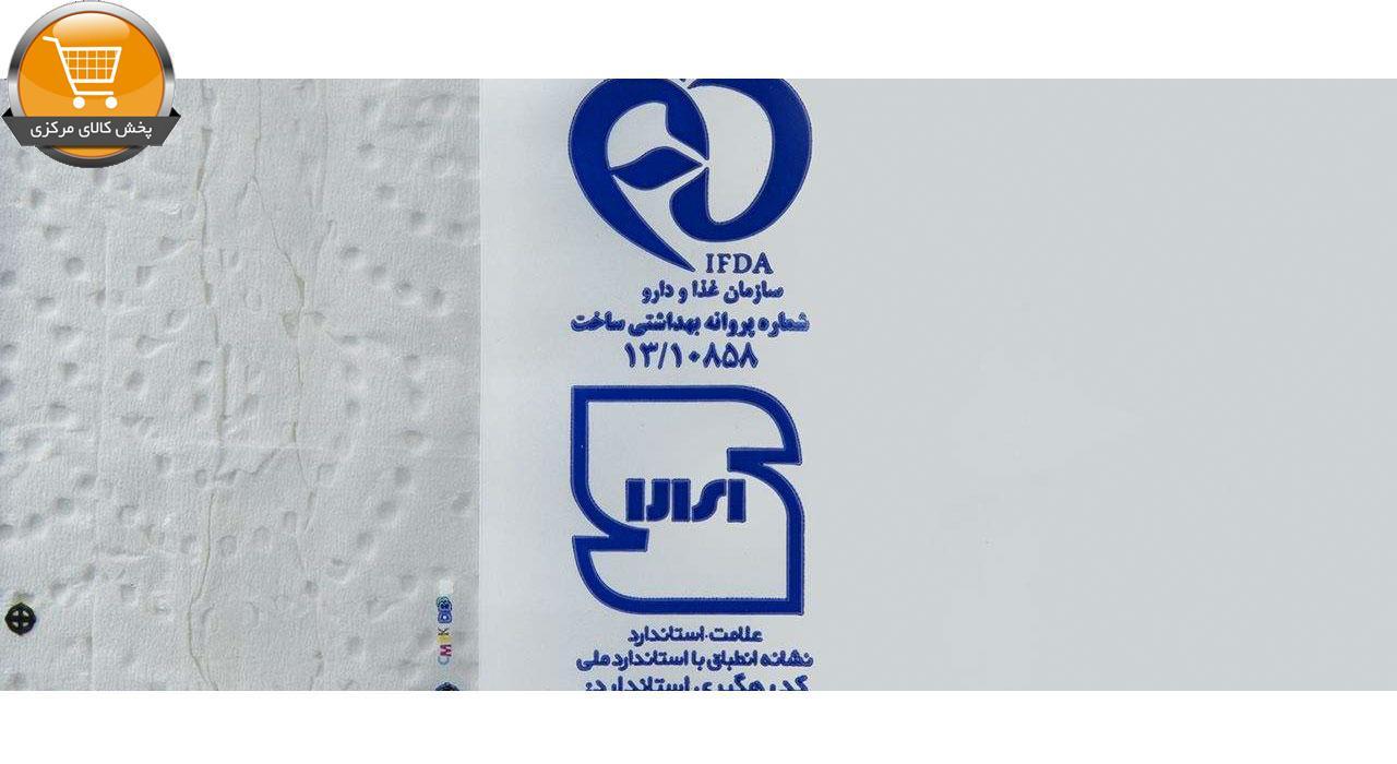 دستمال حوله ای 4 قلو مدل Stax اکتیو بسته 4 عددی | پخش کالای مرکزی
