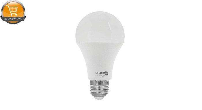 لامپ ال ای دی 12 وات امیران کد 602 پایه E27 بسته 2 عددی | پخش کالای مرکزی