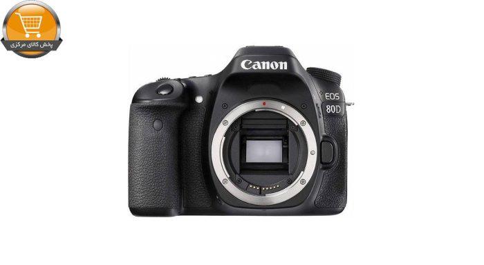 دوربین دیجیتال کانن مدل Eos 80D Body | پخش کالای مرکزی