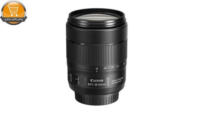 لنز دوربین کانن مدل 18-135 میلی متر IS USM | پخش کالای مرکزی