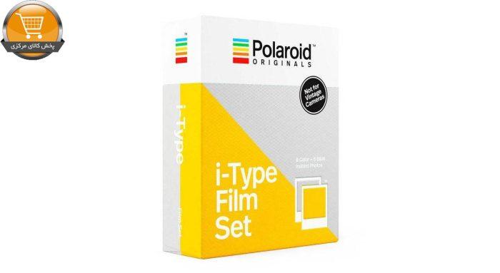 کاغذ چاپ سریع پولاروید مدل i-type Film Set بسته 16 عددی   پخش کالای مرکزی