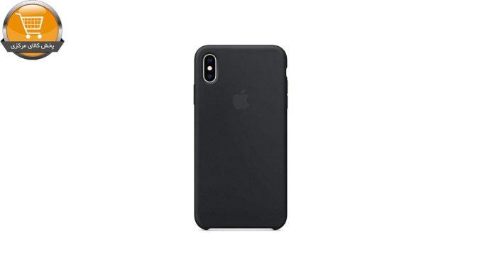 کاور سیلیکون کیس مدل MMWF2ZM/A مناسب برای گوشی موبایل iPhone Xs Max   پخش کالای مرکزی