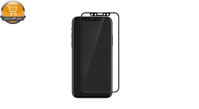 محافظ صفحه نمایش شیشه ای موکول مناسب برای گوشی موبایل اپل آیفون X | پخش کالای مرکزی